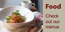 Food -  Our menus and more